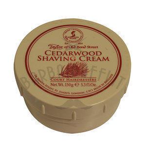 Crema da Barba Cedarwood Taylor ciotola 150 ml.