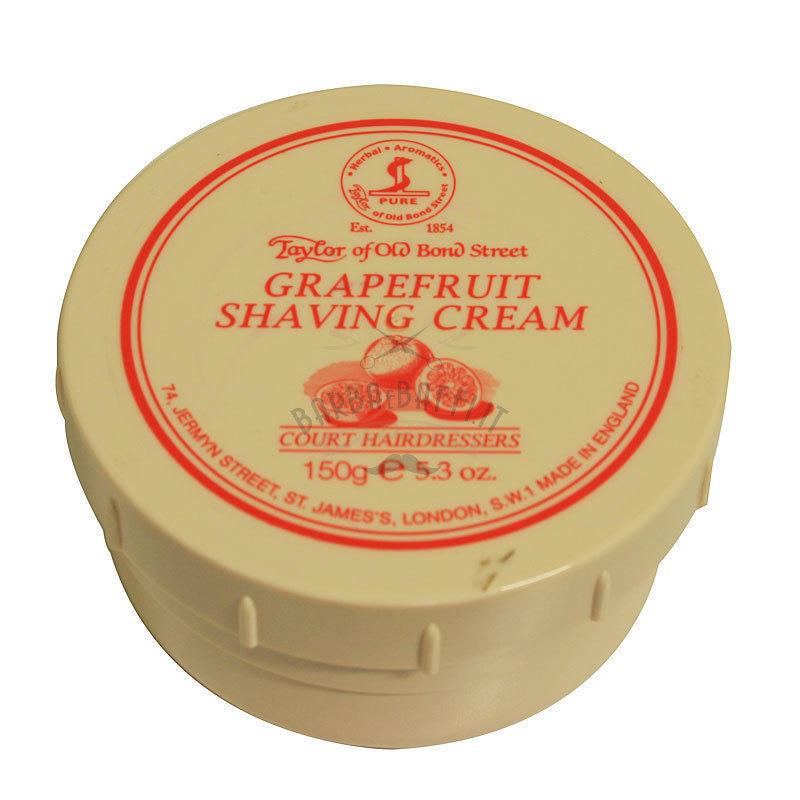 Taylors Crema da barba Ciotola 150 ml Grapefruit