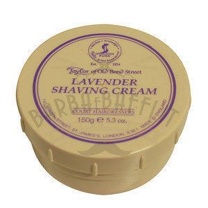 Crema da Barba Lavender Taylor ciotola 150 ml.