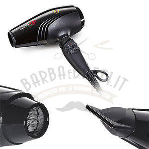 Phon Rapido Ferrari Babyliss BAB7000IE NERO