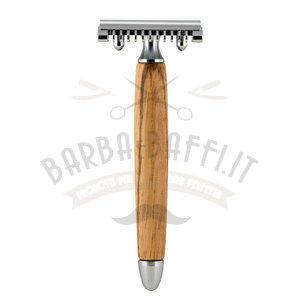 Fatip Rasoio Wood Ulivo 42111