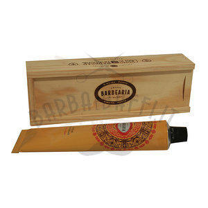 Antiga Barbearia de Bairro Tubo Crema da Barba 125 gr
