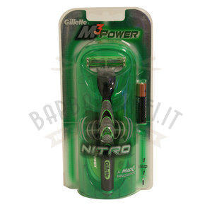 Gillette Rasoio Mach3 Power Nitro