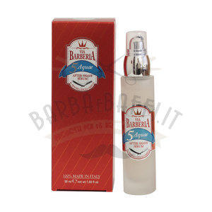 Via Barberia 5 After Shave Serum Aquae 50 ml VB5001