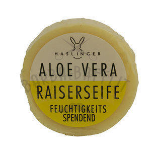 Haslinger Sapone da Barba Aloe vera 60 gr
