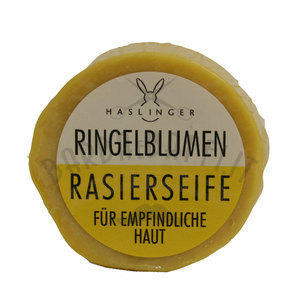 Haslinger Sapone da Barba Ringelblumen Calendula 60 gr