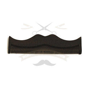 Pettine per Baffi Moustache Grey