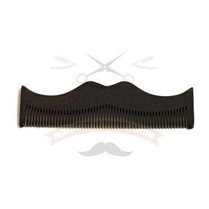 Pettine per Baffi Moustache Grey