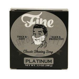 Sapone da barba Platinum Fine 100 gr.