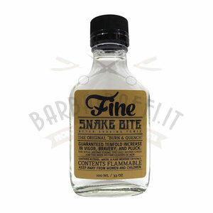 After Shave Snake Bite Fine 100 ml.