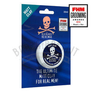 Cera per Capelli Matt Clay The Bluebeards Revenge 20 ml