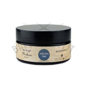 Sapone da barba BIO Meissner Tremonia Salty Sea Sage 95 gr.