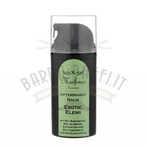 After Shave Balm Bio Meissner Exotic Elemi 100 ml