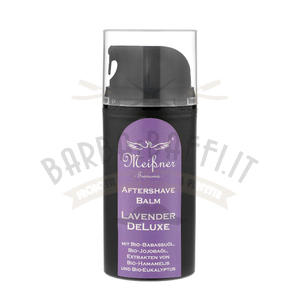 After Shave Balm Bio Meissner Lavender Deluxe 100 ml