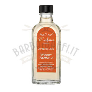 After Shave Liquido Bio Meissner Fragranza Woody Almond 100 ml