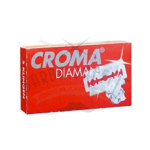 Lamette da Barba Croma Diamant 1 Pc da 5 Pz.