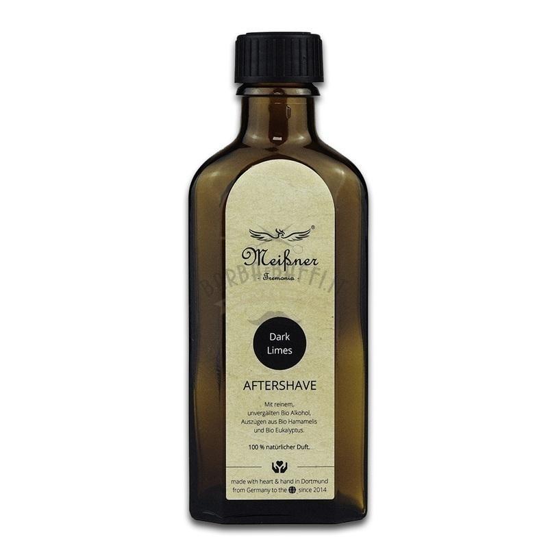 After Shave Liquido Bio Meissner Fragranza Dark Limes 100 ml