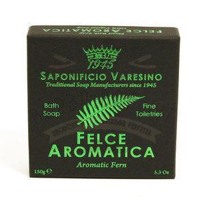 Sapone da Bagno Saponificio Varesino Felce Aromatica 150 gr.