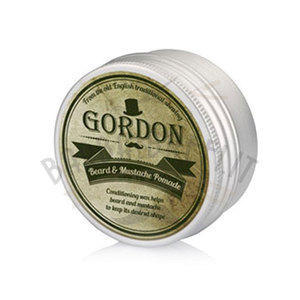 Gordon Daily Beard e Moustache Pomade per Barba e Baffi 50 ml
