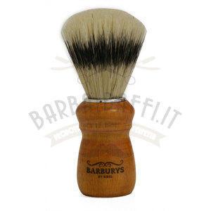 Barburys Pennello da Barba in Setola e Manico Legno 0002302