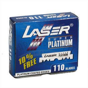 Lametta da Barba Laser Smezzate 110 Pz