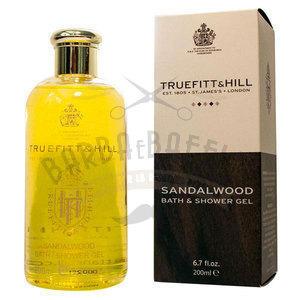 Bagno Doccia Gel Sandalwood Truefitt & Hill 200 ml