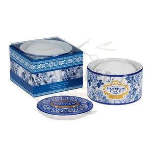 Saponetta da Bagno in Ciotola Porcellana Portus Cale 150 gr