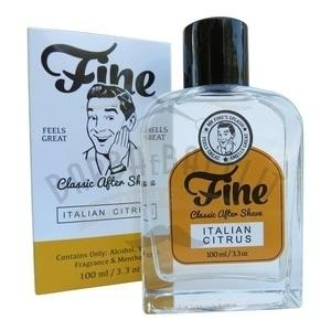 After Shave Italian Citrus Fine 100 ml.