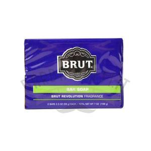 Saponette da Bagno Brut Conf. 2 Pz
