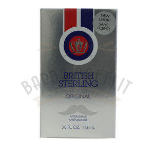 After Shave Original British Sterling 112 ml