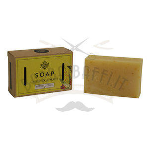 Saponetta Lemongrass & Cedarwood Soap The Handmade Soap 160 gr