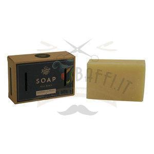 Saponetta Real Mans Bath Soap The Handmade Soap 160 gr