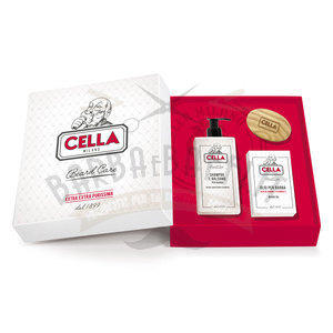Kit Idea Regalo Cura Barba Cella