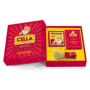 Kit Idea Regalo per Rasatura Cella