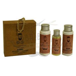 Kit Colorazione barba n° 4R Britannico Beard Color 60 + 60 + 30 ml.