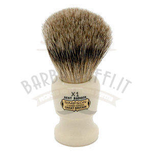 Pennello da Barba Commodore X1 Best Badger Simpsons