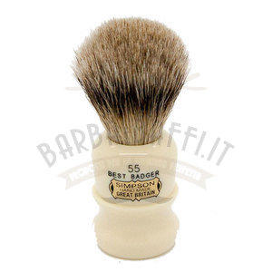 Pennello da Barba Fifty series 55 Best Badger Simpsons
