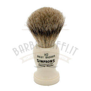 Pennello da Barba Harvard H2 Best Badger Simpsons
