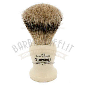 Pennello da Barba Harvard H4 Best Badger Simpsons