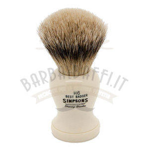 Pennello da Barba Harvard H6 Best Badger Simpsons