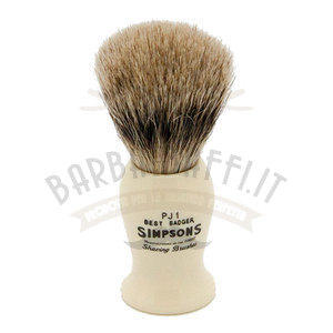 Pennello da Barba Persian Jar 1 Best Badger Simpsons