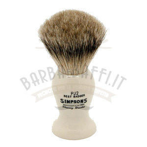 Pennello da Barba Persian Jar 2 Best Badger Simpsons