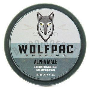 Sapone da barba Alpha Male Wolfpac 120 gr