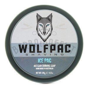 Wolfpac Sapone da barba Ice Pac 120 g. Saponi da barba Wolfpac Shaving