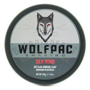 Wolfpac Sapone da barba Silk Road 120 g. Saponi da barba Wolfpac Shaving