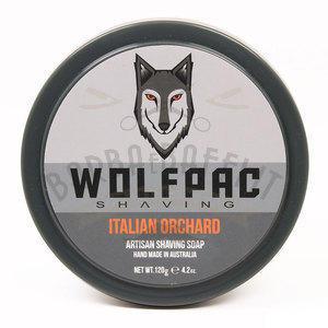 Wolfpac Sapone da barba Italian Orchard 120 g. Saponi da barba Wolfpac Shaving