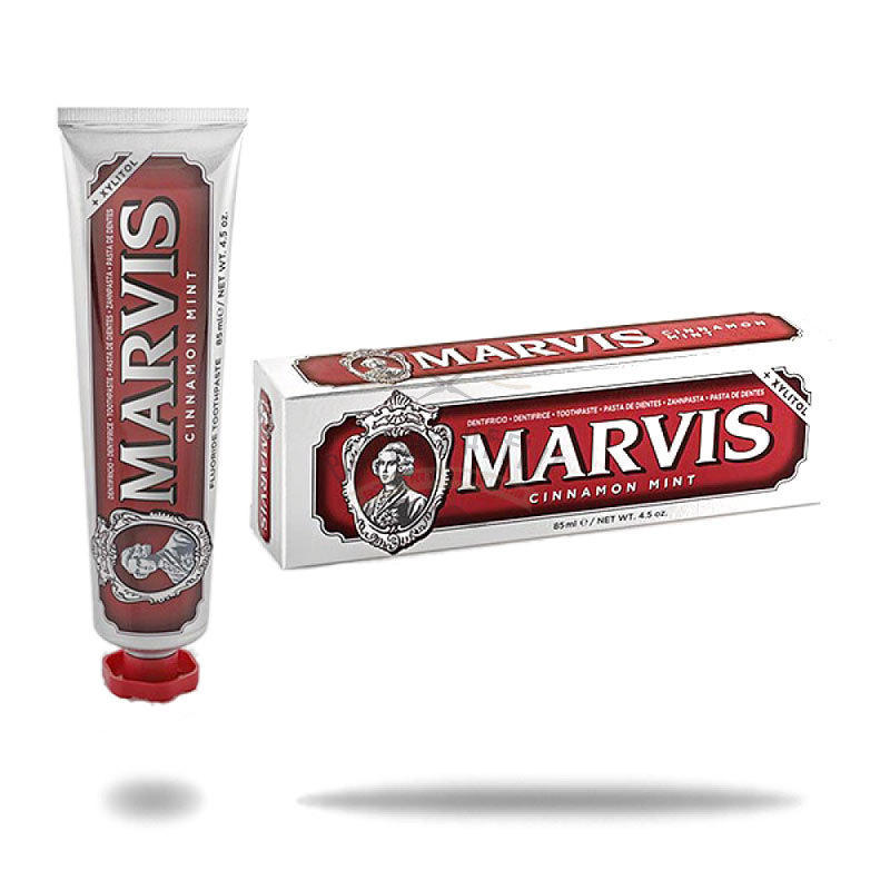 Dentifricio Marvis Cinnamon Mint 85 ml
