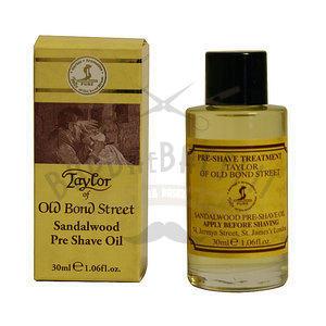 Taylors Olio Pre Rasatura al Sandalo 30 ml