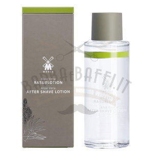 Muhle Aftershave Lotion Aloe Vera 125 ml.