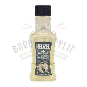 After Shave Lotion Reuzel 100 ml. Dopobarba e Fermasangue Reuzel